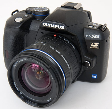 Olympus EVOLT E-520