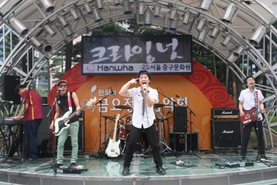2009 금요정오음악회 크라잉넛