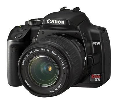 EOS 400D,Canon Rebel Xti