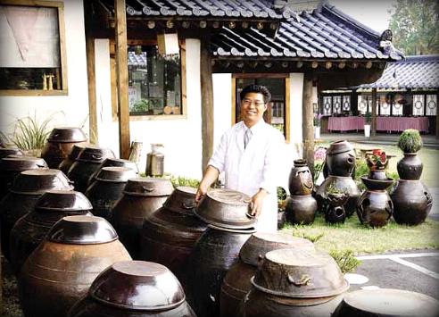 [청와대납품 약초장아찌]전통향토 발효음식 약초장아찌 전문 도리원