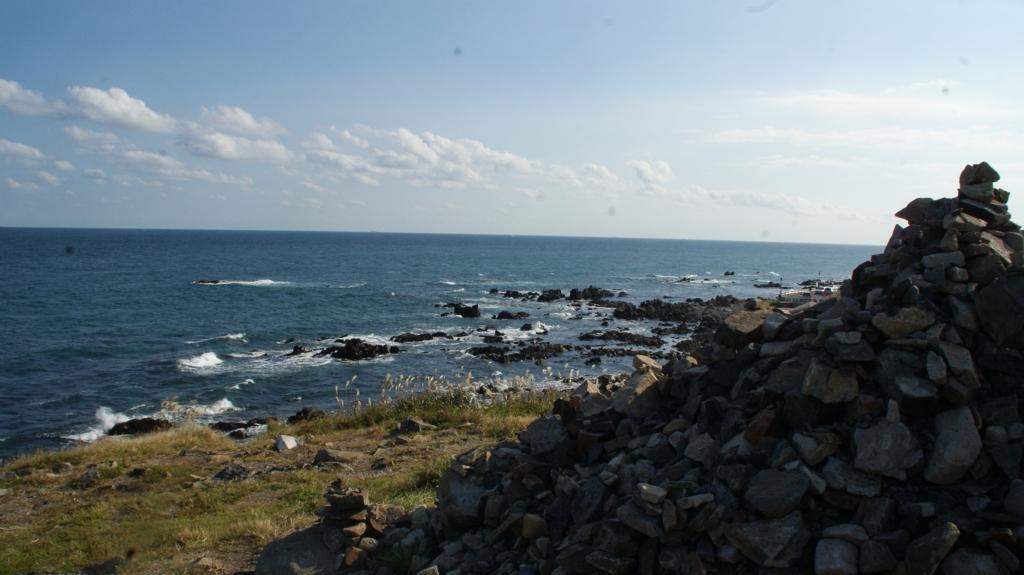 간절곶 앞바다