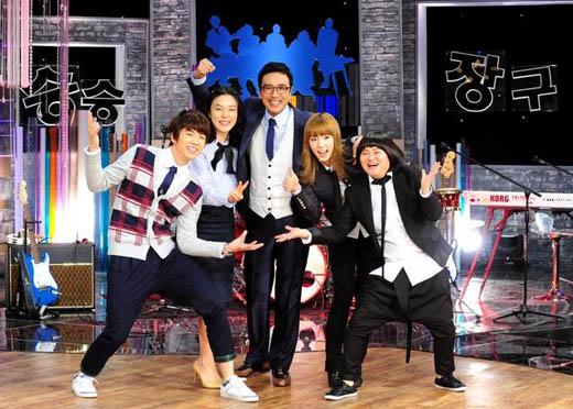 출처 : KBS 승승장구 홈페이지