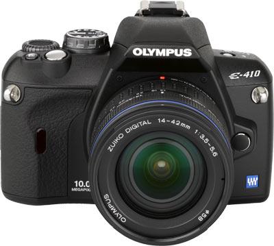 Olympus EVOLT E-410