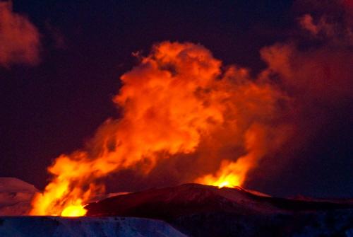 수 년 내 백두산 화산폭발 가능성, 원전건설 계획 안전할까?
