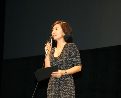영화 '하녀'진행 류시원 아나운서
